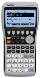 calculatrice casio graph 85