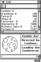 cookie inc cp