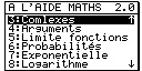 Planète Casio - Cours Casio de maths - Maths term s - Tenmatx - Calculatrices