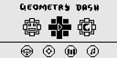 Planete Casio - Geometry-Dash