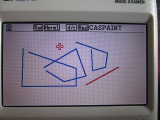 Casio paint