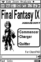 Planete Casio - final-fantasy-ix